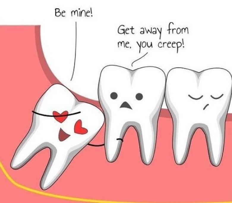 Những cơn đau răng kéo đến sẽ khiến bạn đau nhức không thể học tập hay làm việc. Thậm chí cơn đau có thể kéo dài gây khó khăn cho việc ăn và ngủ của bạn. Vì vậy, khi đau răng khôn bạn nên đế nha sĩ để được chụp chiếu và kiểm tra kịp thời.