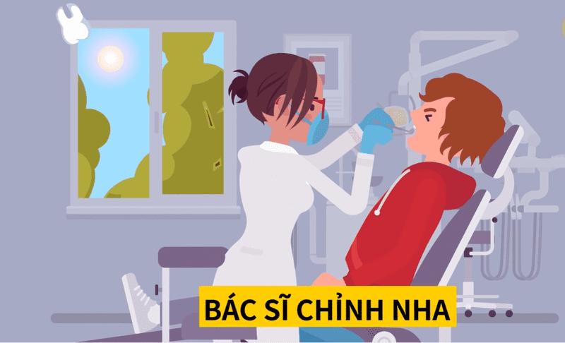 Trước khi tư vấn chi tiết những việc cần làm cho bạn, bác sĩ cần có cái nhìn tổng quát về vấn đề răng miệng. Vì vậy, việc tiên quyết đầu tiên là chụp hình tổng thể từ trong ra ngoài hàm răng của bạn. Sau đó, hình ảnh được đưa vào máy để phân tích chi tiết tình trạng hô, lệch của răng. Sau đó, bác sĩ sẽ đưa ra những lời khuyên và tư vấn quá trình điều trị cũng như dự tính thời gian điều trị phù hợp nhất với bạn.