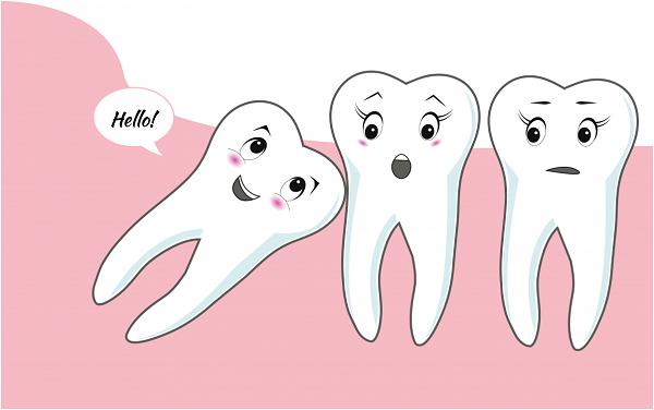 răng khôn và răng cấm