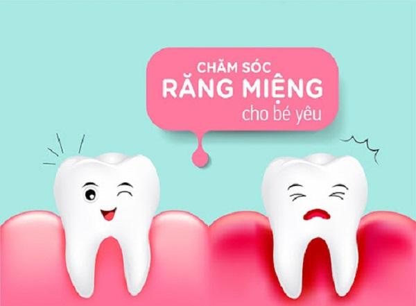 Ở mỗi độ tuổi sẽ có một cách chăm sóc răng khác nhau dành cho bé